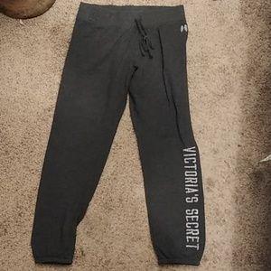 Victoria's Secret sweat pants size S